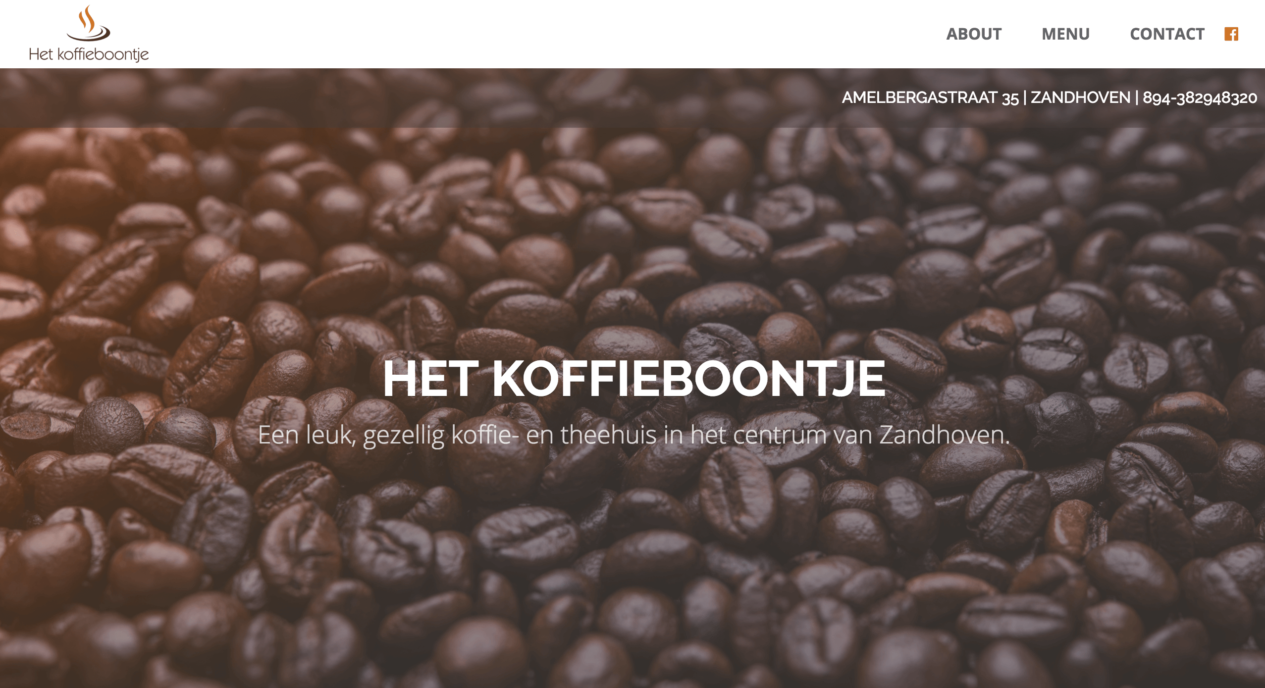 koffieboontje
